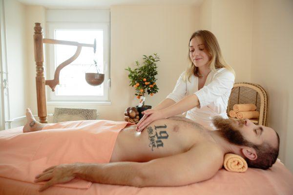 Globwell masaža