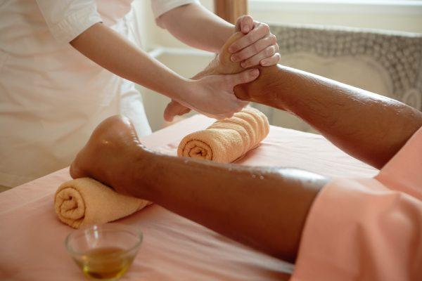sportska masaza tela